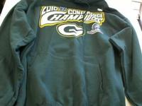 Hey Packers Fans!! Cotton/Polyester Blend - Large Size
