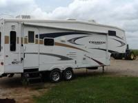 This 2010 Cruiser is in great condition. Towable by a