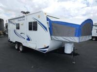 Travel Trailers Expandable/Hybrid Trailers 6823 PSN.
