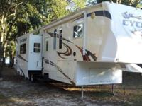 Utilized Heartland recreational vehicle available. 2010