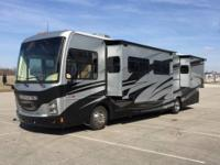 2010 Damon Astoria Model 3776. 39ft and 3 Slide-outs.