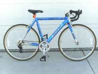 I have a denali road bike in excellent condition,21spd