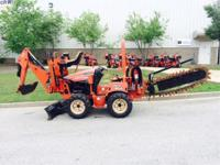 2010 Ditch Witch RT45 RT45-DANA60'S/A322/H314 This RT45