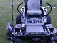 2010 Dixie Chopper Silver Eagle HP Commercial Deluxe