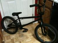 This is an amazing BMX street bike in very good