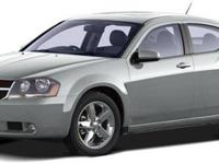 2010 Dodge Avenger SXT For Sale.Features:Front Wheel