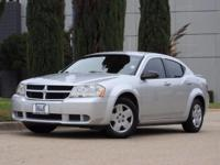 We are excited to offer this 2010 Dodge Avenger. When