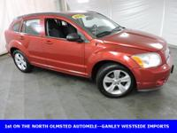 Dodge Caliber 2010 Mainstreet Inferno Red Crystal