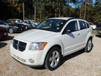 Options Included: N/A2010 Dodge CALIBER SXT FOUR-DOOR