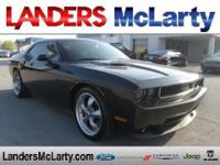 Check out this gently-used 2010 Dodge Challenger we