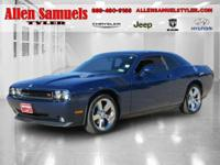 2010 Dodge Challenger 2dr Car RT Our Location is: Allen