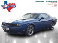 This 2010 Dodge Challenger SE is proudly offered by