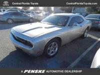 2010 Dodge Challenger Coupe 2dr Cpe SE Coupe Our