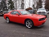 Options:  2010 Dodge Challenger R/T|Orange|Recent