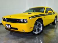 Detonator Yellow Clearcoat 2010 Dodge Challenger R/T