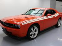 This awesome 2010 Dodge Challenger comes loaded with