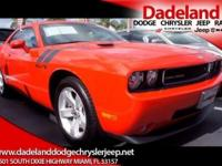 This outstanding example of a 2010 Dodge Challenger R/T