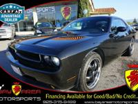 This brilliant 2010 DODGE CHALLENGER R/T has been