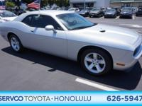 This outstanding example of a 2010 Dodge Challenger SE