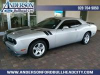 Bright Silver Metallic 2010 Dodge Challenger SE RWD