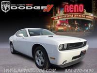 Options:  2010 Dodge Challenger Se|White/|V6 3.5L