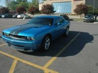 Dodge Challenger SRT-8 This is it!! The real thing. I
