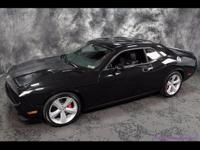 The 2010 Dodge Challenger SRT8 looks good, goes fast,