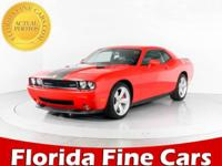 ONLY 22,867 Miles! SRT8 trim. Heated Leather Seats,