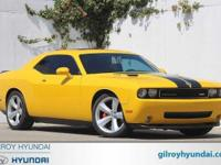 2010 Dodge Challenger SRT8 5-Speed Automatic Detonator