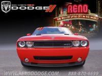 Options:  2010 Dodge Challenger Srt8|Orange/|V8 6.1L