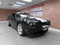 6.1 HEMI V8, 6SPD MANUAL TRANSMISSION, MOON ROOF,