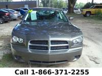 2010 Dodge Charger 3.5L Features: Warranty - Spoiler -