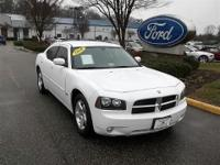 CLEAN CARFAX 2010 DODGE CHARGER SXT TRIM LEVEL3.5L V6
