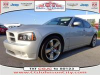 This is a great 2010 Charger sedan SRT8. Drive this car