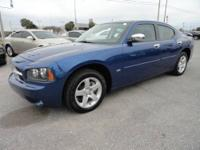 So what if it's got four doors? The 2010 Dodge Charger