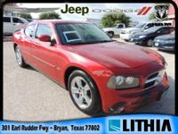 R/T trim. CARFAX 1-Owner. Heated Leather Seats,