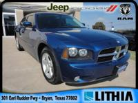 2010 Dodge Charger 4dr Rear-wheel Drive Sedan SXT SXT