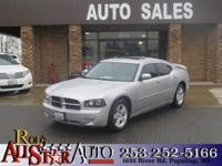 Options:  2010 Dodge Charger Rallye|The Carfax Buy Back