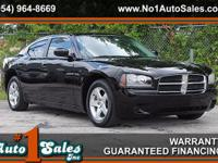 Options:  2010 Dodge Charger|*** Warranty! Carfax