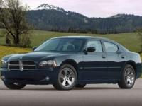 2010 DODGE CHARGER SE. FOUR DOOR. RWD. WITH 96124