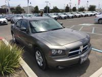 2010 Dodge Charger SE RWD 4-Speed Automatic VLP 2.7L V6