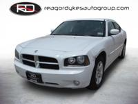 Our 2010 Dodge Charger SXT boasts a comfortable trip,