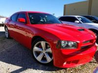 Recent Arrival!   2010 Dodge Charger SRT8 RWD 5-Speed