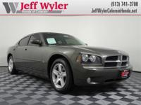 Mineral Gray Metallic Clearcoat 2010 Dodge Charger SXT