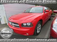 Options:  2010 Dodge Charger 4Dr Sdn Sxt Rwd|Power