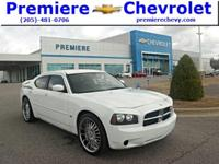 Options:  2010 Dodge Charger Sxt|White/|V6 3.5L