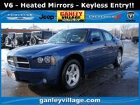 Keyless entry! Cruise control! Heated mirrors!