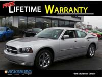 Options:  2010 Dodge Charger Sxt|Silver|Just Reduced!