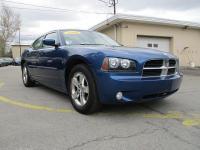 Options:  2010 Dodge Charger 4D Sedan Sxt|Blue|Rwd|V6