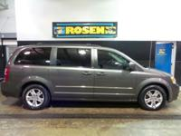 Check out this 2010 Dodge Grand Caravan Crew. Its